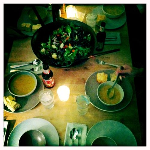 Dinnertableview